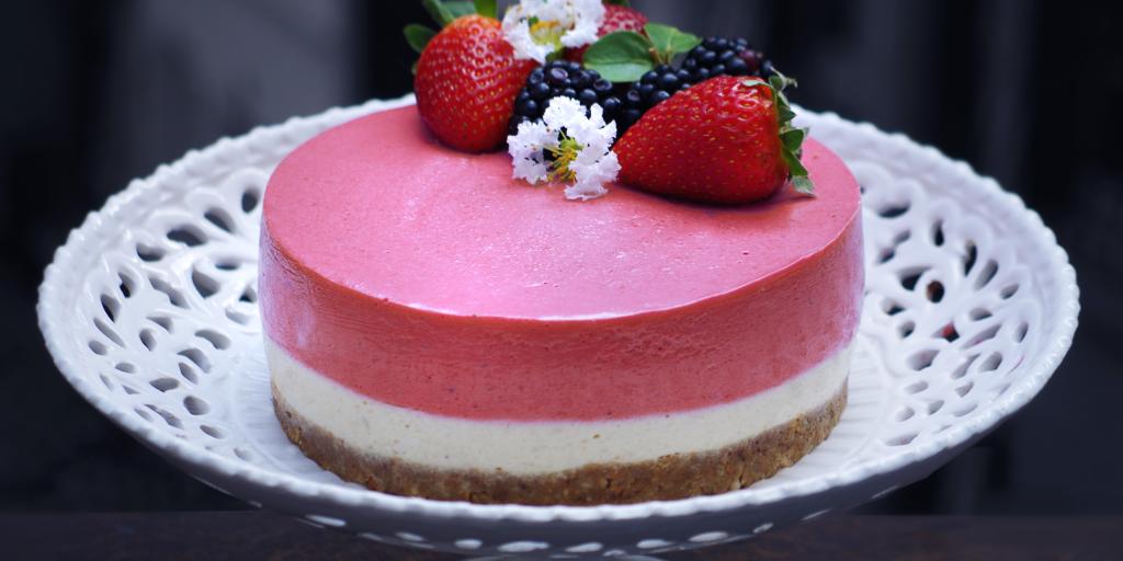 Berries Kisscake
