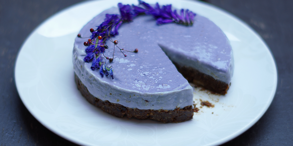 Blueberry Kisscake